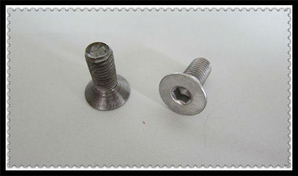 12.9 Grade Stainless Steel Socket Head Cap Bolt Allen Head bolt
