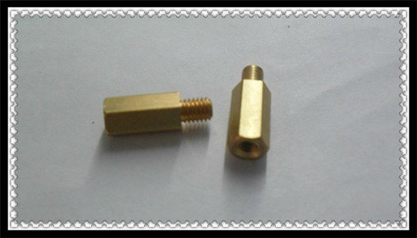 High Quality Brass Hex Head Bolts Auto Bolts Special Bolt