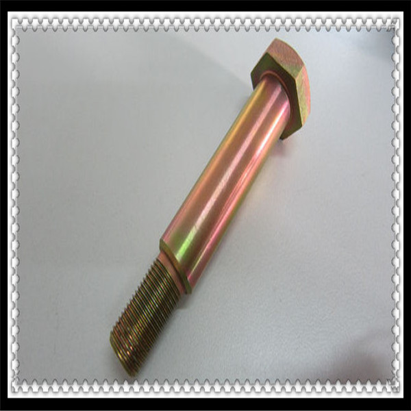 12.9 Grade High Strength Hex Head Half Thread Bolt