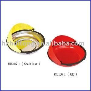 Magnétique en plastique pièces plateau ( ABS )