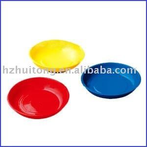 En plastique circulaire magnétique pièces plateau ( ABS )