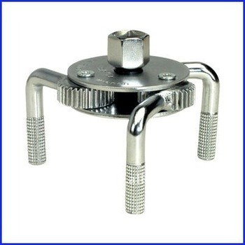 Filtre à huile clé à griffes 65 - 110 mm capacité 3/8