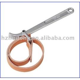 Filtre à huile bracelet clé