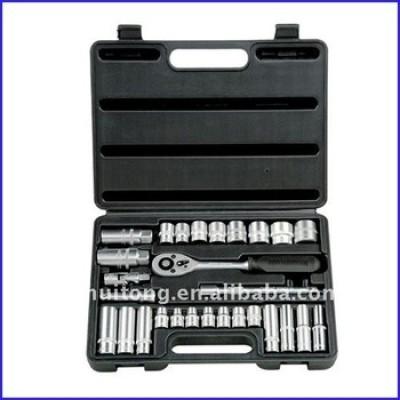 29-Piece 3/8 pouces clé à douille métrique Kit