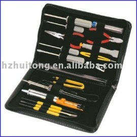 17-Piece PC repair tool set