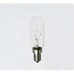 T25 E14 40W Range Hood Lamp Bulb, T25x82, 240V, E14 Base