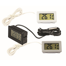Refrigeration universal LCD display digital themometer