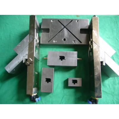 China export efrigerator door gasket extruding die including welding die