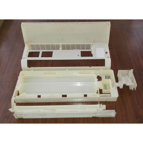 Air conditioner indoor unit plastic injection mould