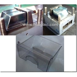 high quality refrigerator drawer mould supplier from china
