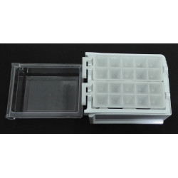 china good quality refrigerator ice twister plastic injection mould