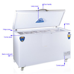chest freezer plastic injection mould supplier from china