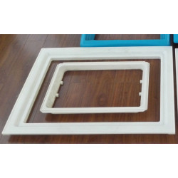 quality chest freezer door frame plastic injection mould