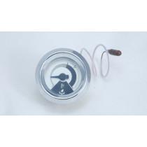 Good quality coffee machine round metal capillary thermometer WKU-40