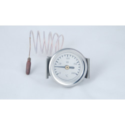 coffee machine  round capillary thermometer on sales from china WKY40-200