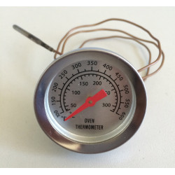 stainless steel dial type oven thermometer on sales from china WKT-350