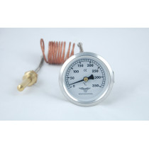 stainless steel round oven,oven cooker, pizza oven,oven grill thermometer on sales from china WKT-350