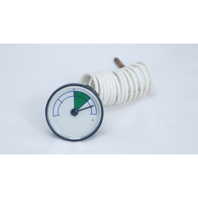 plastic round shape capillary thermometer on sales from china WKO-40D