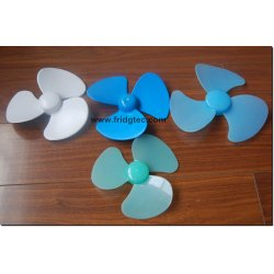 plastic fan blade mould supplier from china