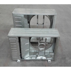 china good quality air conditioner outdoor unit metal stamping die