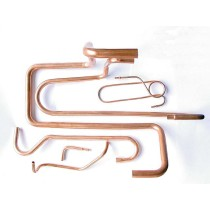 good quality refrigeration copper connection pipe on sales from china