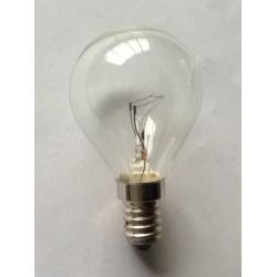 40W 240V  E14 Oven Cooker Bulb Lamp 300°,Size G45x76