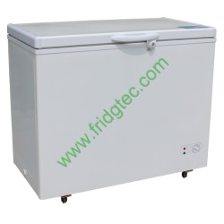 china good quality single door top open chest freezer BD-168