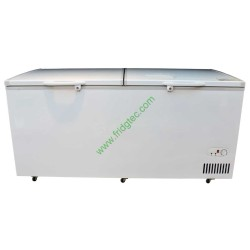 china good quality horizontal chest freezer on sales BD-868
