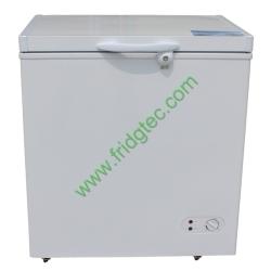 Top open solid door chest freezer BD-138, CE certificate, VERY HOT PRICE!