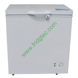 Top open solid door chest freezer BD-138, CE certificate, VERY HOT PRICE!