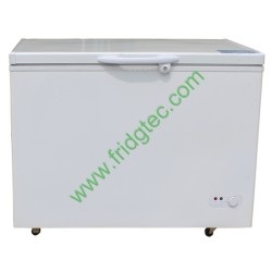 china good quality top open lid chest freezer BD-300