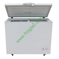 china good quality top open chest bottle cooler BD-168