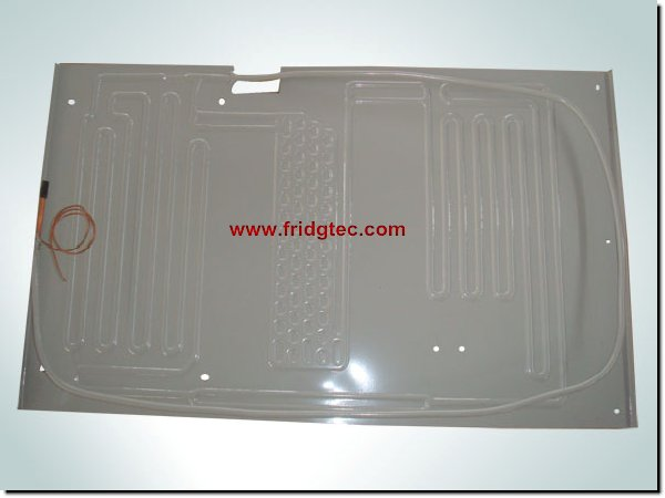 Aluminum Roll Bond Plate Evaporator Made In China Roll