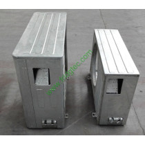 china air conditioner top panel stamping punching die