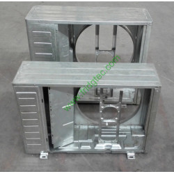 china air conditioner separator wall metal stamping punching die