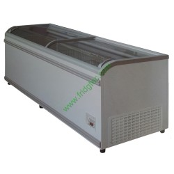 China good quality urpermarket frozen food display case ESF-950