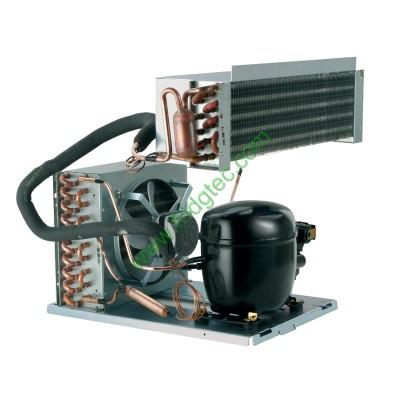 Refrigeration and heat exchange equipment evaporator coil condenser coil