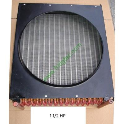 1.5HP copper tube aluminum fin condenser coil unit on sales
