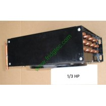 1/3HP copper tube aluminum fin condenser coil unit on sales
