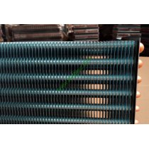 Commercial cooling and refrigeration copper tube aluminum fin evaporator made in china