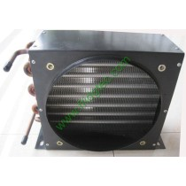 Good quality chiller cabinet copper tube aluminum fin condenser coil made in china