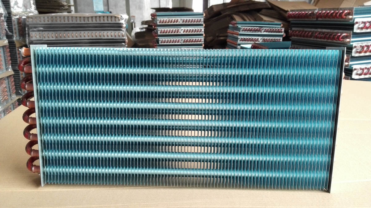 Air Conditioner Air Cooled Condenser Coil Made In China