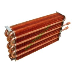 high quality copper tube copper fin condenser on sales from china