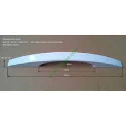Firdge freezer refrigerator plastic white door handle, ROHS compliance