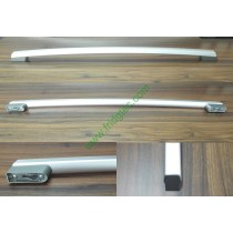 China metal aluminum SBS refrigerator door handle SBS-DH002