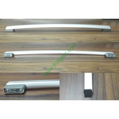 China metal aluminum SBS refrigerator door handle SBS-DH002