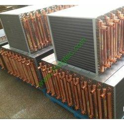 22X25 Outdoor Wood Furnace Boiler Water to Air Heat Exchanger