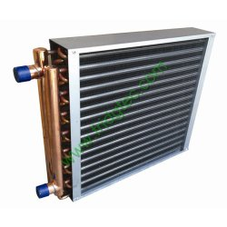 China made good quality hydronic coil air to water heat exchanger