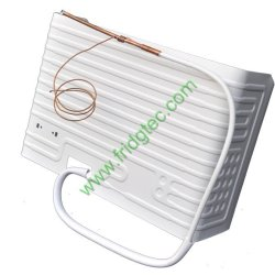 Well sold refrigerator roll bond evaporator with capillary from china