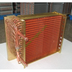 China good quality direct expansion evaporator coils